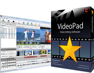 VideoPad Video Editor 5.02 Crack Patch Free Download