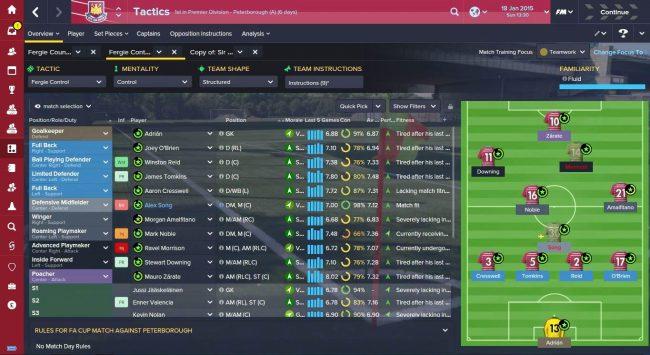 Football Manager 2018 Crack  + APK Data Mod Free Download