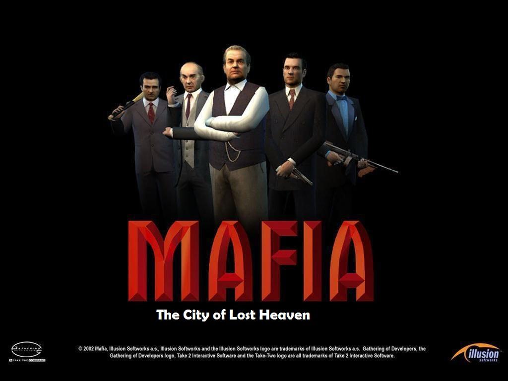 Mafia The City of Lost Heaven PC Game Download Full Setup